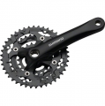 Shimano Acera M361 Triple Chainset Octalink