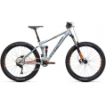 Cube Stereo 140 HPA 27.5 Pro Suspension Bike 2017
