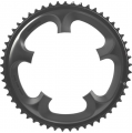 Shimano Ultegra FC6700 10sp Double Chainrings - Black