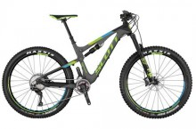 Scott Genius 710 Plus 2017 Mountain Bike
