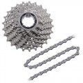 Shimano 105 5700 10sp Cassette + Chain Bundle