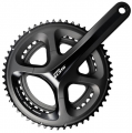 Shimano 105 5800 11 Speed Compact Chainset - Black