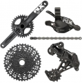 SRAM NX 1x11 Speed Drivetrain Groupset - BB30