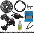 SRAM X01 1x11 Speed Drivetrain Bundle