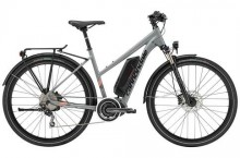 Cannondale Quick Neo Tourer 2017 Womens Electric Hybrid Bike