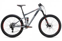 Cube Stereo 150 HPA Race 27.5+ 2017 Mountain Bike