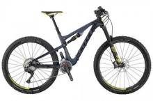 Scott Contessa Genius 700 2017 Womens Mountain Bike