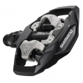 Shimano M530 SPD Trail Clipless MTB Pedals - Black