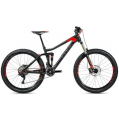 Cube Stereo 140 C:62 Race Suspension Bike 2016