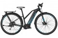 Focus Jarifa Street 2017 Womens Electric Hybrid Bike