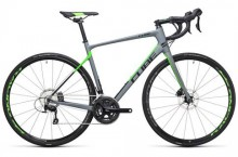 Cube Attain GTC Pro Disc 2017 Road Bike