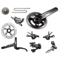 Shimano XTR M9000 11sp Double Groupset
