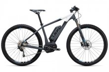 Cube Reaction HPA Pro 400 2017 Electric Mountain Bike