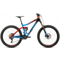 Cube Stereo 160 C:68 Action Team Bike 2016